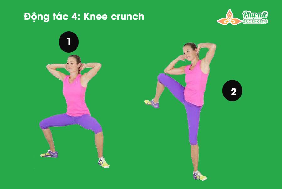 7 động tác giúp mông nở, eo thon mà chị em có thể tập bất cứ nơi nào - Ảnh 4
