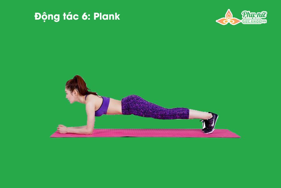 7 động tác giúp mông nở, eo thon mà chị em có thể tập bất cứ nơi nào - Ảnh 5